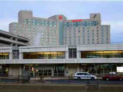 1 Night Weekend Stay with breakfast for two at The Marriott Philadelphia Airport