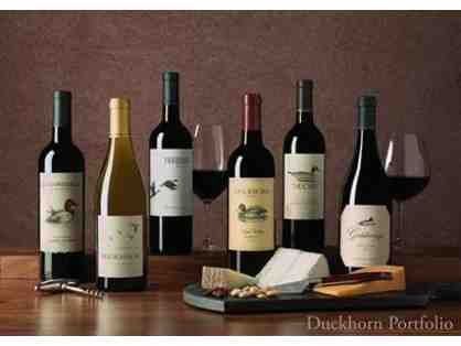 Case of Wine from Duckhorn Vineyards