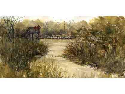 Egret Rookery, Avery Island Jungle Gardens