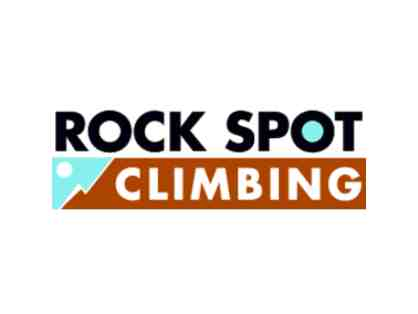 Rock Spot Climbing: Family 4-pack with Gear