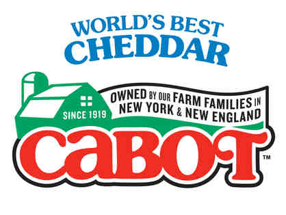Cabot $75 Cheddar Cheese Gift Box