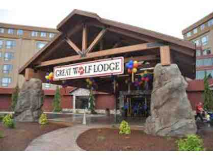 Great Wolf Lodge Overnight Stay and Water Park Passes