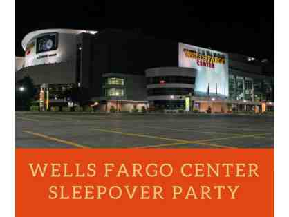 Sleepover Party at WFC