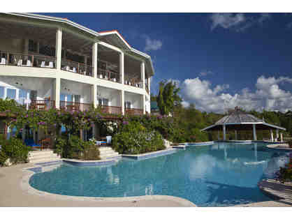 6 Night Stay- 2 Adults- Calabash Cove Resort & Spa St. Lucia