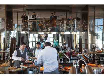 Sunday Brunch for 4 at The Rainbow Room