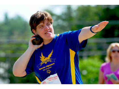 Support an Athlete: Pam Langille