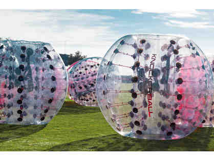 It takes Balls to have this much fun!!! KnockerBall and Archery Tag