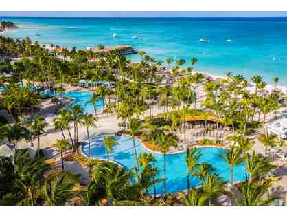 Aruba Hilton 5 Nights, JetBlue direct RoundTrip, and Car Service to Logan for 2