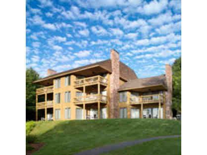 One Week Stay in a Two-bedroom Unit at the Summit Resort in Laconia
