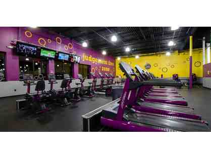 Planet Fitness: One Year Black Card Membership