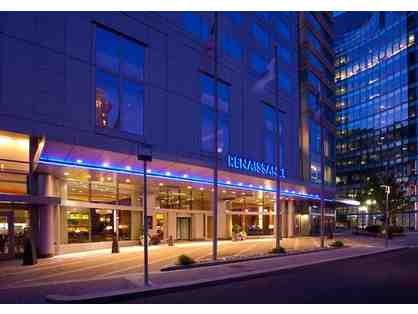 Cher/Renaissance Boston Hotel Package