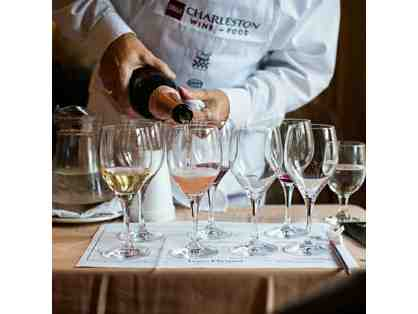 Charleston Wine + Food Package