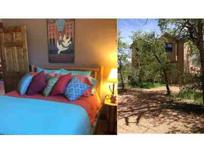 Three Night Escape at Deer Crossing Guest House