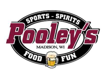 Pooley's Private Party for 30