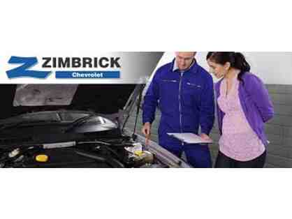$250 Gift Card to Zimbrick Chevrolet
