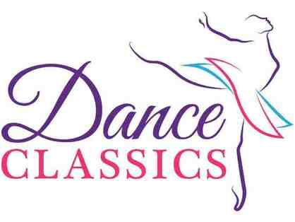 Dance Classics Tuition Jan-May for 1 class