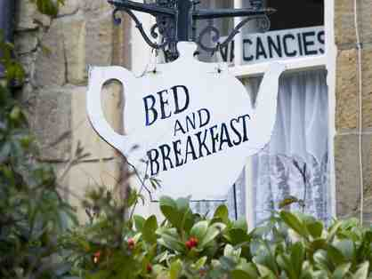 Winterberry Bed and Breakfast: 2 night stay