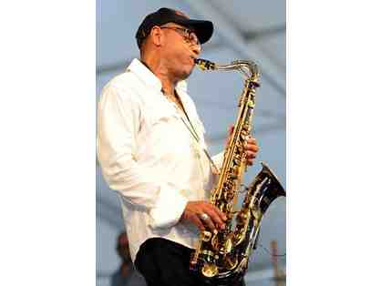 Private saxophone lesson with Kirk Whalum