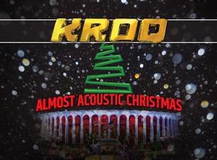 kroq almost acoustic christmas 2018 night two - Kroq Christmas