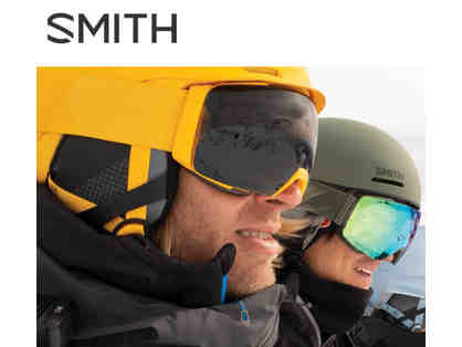 Smith Optical snow goggles, sunglasses & helmets for your next adventure!