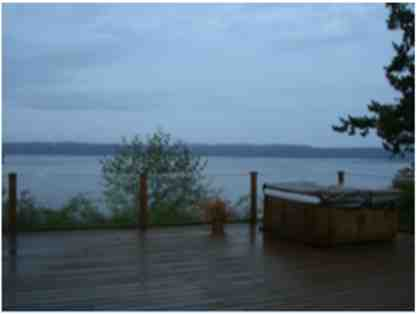 Camano Island Cabin 2 Night Weekend