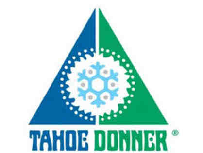 2 All Day Lift Pass Vouchers for Tahoe Donner
