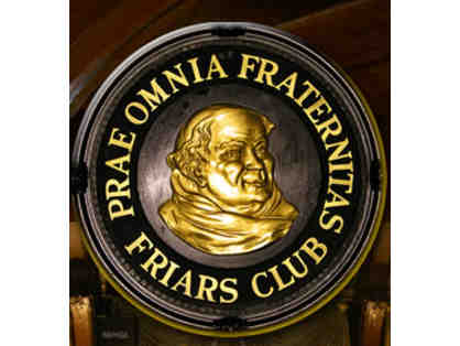 """Feeling Friarly"": Lunch at The Friars Club with Jim Murtaugh"