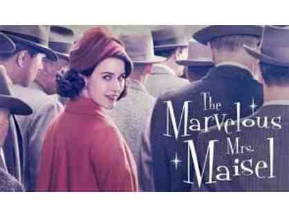 Autographed Pilot Script for The Marvelous Mrs. Maisel