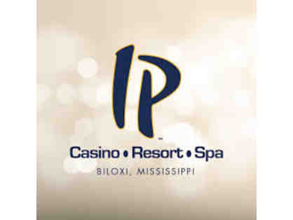 Two (2) night stay at IP Casino Resort and $100 Gift Certificate for Dinner