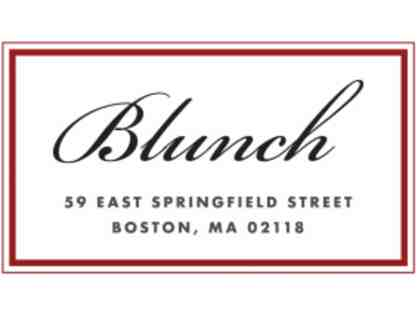 Blunch - $100 Gift Card