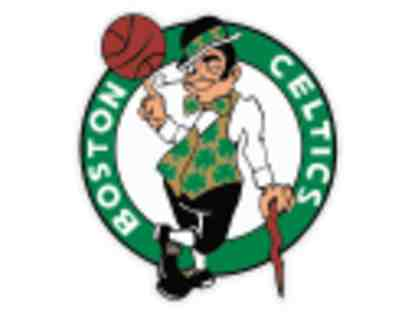 BOSTON CELTICS TICKETS PAIR