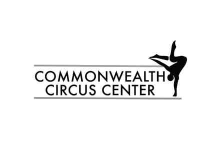 COMMONWEALTH CIRCUS CENTER SCHOOL $125 GIFT CERTIFICATE
