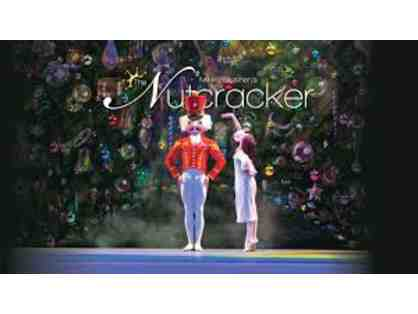 BOSTON BALLET NUTCRACKER TICKETS