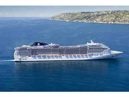MSC Cruise for Two - Caribbean