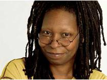 Dinner with the Spectacular Whoopi Goldberg at SD26