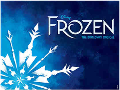 A night at FROZEN: Win two tickets and meet Jelani Alladin, Broadway's Kristoff!