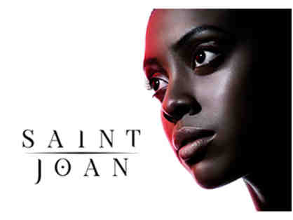 Condola Rashad stars in SAINT JOAN: Win two tickets to the show and meet Rashad!