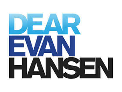 Win two Orchestra Seats for Tony Award Winning Best Musical Dear Evan Hansen!