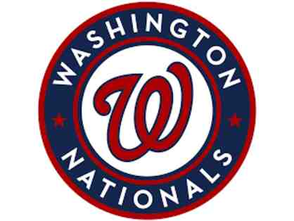 Two Nats Club Level Tickets Plus Parking