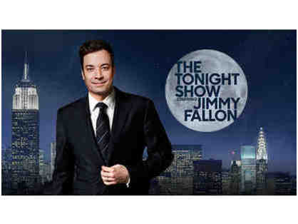 2 TICKETS - THE TONIGHT SHOW STARRING JIMMY FALLON