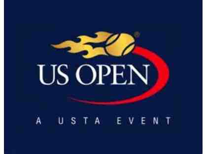 2 TICKETS - US OPEN (DAY), WEDNESDAY, 9/6/17