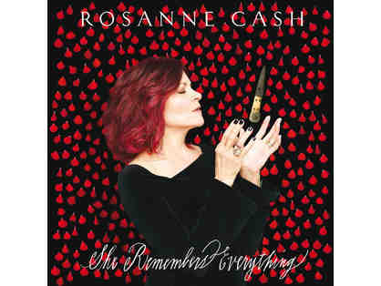 MUSIC: Rosanne Cash VIP Package