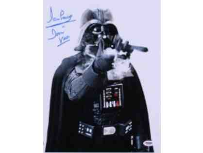 "Dave Prowse Signed ""Star Wars: A New Hope"" 11x14 Photo"