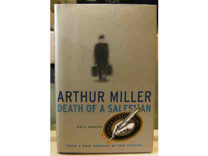 Death of a Salesman, by Arthur Miller (1999) SIGNED!
