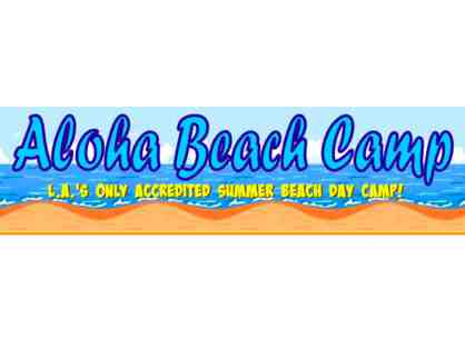 Aloha Beach Camp - 1 Week of Summer Day Camp