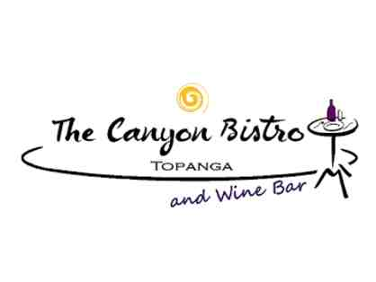 $100 Gift Certificate to the Canyon Bistro