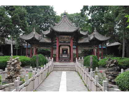 Trip for 2 to Historic Xian, China including the Terra Cotta Warriors!