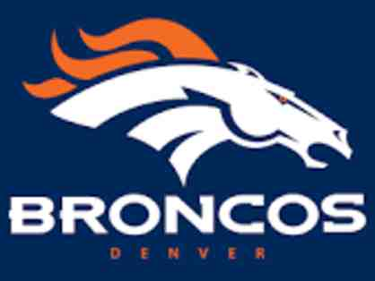 Broncos #1 Fan Package For Two To San Diego