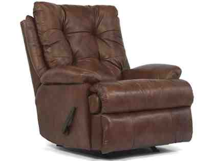 Leather Flexsteel Recliner
