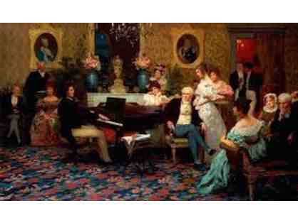 SALON POLONAISE: Gourmet Dinner and Chopin Piano Music
